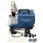 Оригинал 220V Высокое давление воздуха Насос Электрический воздушный компрессор PCP 30MPA EU Plug