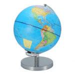 """Оригинал 10 """"LED Освещен 2 в 1 Caveen Карта звездного глобуса Образовательный мир Земной шар Земли с USB"""