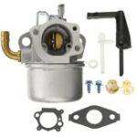Оригинал Карбюратор Набор Заменить 791077 Для Briggs & Stratton 190 6 HP 206cc 5.5hp Двигатель