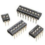 Оригинал 5PCS 2/4/6/8 Way DIP DIL ON / OFF Переключатель для печатной платы для Arduino и PICAXE