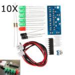 Оригинал 10Pcs KA2284 LED Индикатор уровня индикатора уровня звука Набор Электронное производство Набор