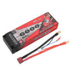 Оригинал Gaoneng GNB 7,6 В 6000 мАч 110C 2S HV Lipo Батарея T Plug Для 1:10 RC Авто