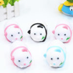 Оригинал Panda Scented Squishy Шарм Slow Rising 5.9 * 9.6cm Моделирование Восходящие игрушки Kids Gift
