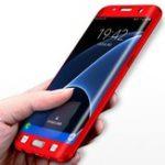 Оригинал BakeeyПолныйкорпусЧехолсHD Защитная пленка для экрана Samsung Galaxy J3 / J5 / J7 Версия EU 2017