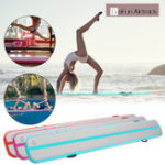 Оригинал 3M (10 футов) Надувной плавучий Yoga Коврик для подачи воздуха в салоне SUP Paddle Board GYM