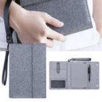 Оригинал Xiaomi90100%полиэстернаясумкаГородской город Casual Travel Storage Чехол Multifunctions Notebook