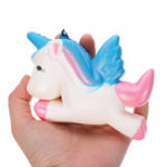 Оригинал Dream Unicorn Squishy Slow Rising Cute Phone Strap Soft Pinch Kid Toy Gift