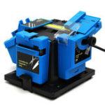 Оригинал 96W 220V Электрическая шлифовальная машина Многофункциональная шлифовальная машина для резки ножей Дрель Инструмент EU Plug