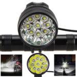 Оригинал XANESML023000LM9T6SuperBright Mountain Bike Light IP65 Водонепроницаемы Интеллектуальное управление контуром