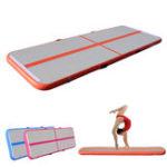 Оригинал 300x60x10cmгимнастикаПрактикаобученияМатНадувной подушечный тренажерный зал Air Track