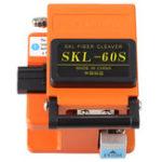 Оригинал Raitool SKL-60S Оптический нож для резки волокон FTTH Высокоточный волоконный рассеиватель с мешком