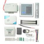 Оригинал RFID Дверь системы контроля доступа ID-карта Клавиатура клавиатуры Набор С магнитным Замок
