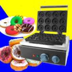 Оригинал 12сеткинержавеющейсталиэлектрическийкруглый производитель посуды кухонная машина 110 / 220V