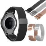 Оригинал Mesh Milanese Магнитный браслет Watch Стандарты Для Samsung Galaxy Gear подходит 2 SM-R360