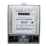 Оригинал DDS6111 5 (20) A 220V 50HZ однофазный 2 Провод Счетчик электроэнергии Classic Стиль