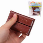 Оригинал YunXin Squishy Chocolate 8 см Sweet Slow Rising With Packaging Collection Игрушка для подарков