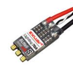 Оригинал EXUAV Lighting 70A 2-6S BLHeli_S Бесколлекторный ESC Поддержка Dshot600 для RC FPV Racing Дрон
