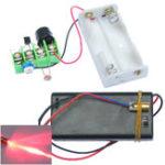 Оригинал 5Pcs DIY Инфракрасный Лазер Направляющий модуль защиты от угона охранной сигнализации Набор