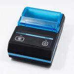 Оригинал Bluetooth термопринтер 58 мм небольшой ноутбук с записной книжкой с двухмерным кодом