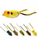 Оригинал SeaKnightSK4015PCS13.5g55mm/ 2.17in Topwater Soft Приманка для приманки Lass Bass Pike Рыбалка Lure