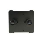 Оригинал HDRealTime RT-VR3 3,6 мм 800TVL 3D 1080P / 60f PAL FPV Бинокуляр камера Поддержка HD VR Очки