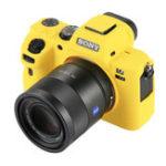 Оригинал PULUZ PU7106 Soft Силиконовый Защитный Чехол для Sony ILCE-7MII 7SMII 7RMII DSLR камера