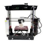 Оригинал MY-2 черный / красный / зеленый / желтый высокоточный рабочий стол DIY 3D-принтер 210 * 210 * 210 мм Размер печати 1,75 мм 0,4 мм сопло