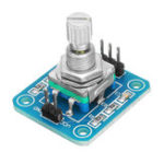Оригинал 10Pcs 360-градусный вращающийся энкодер для модуля кодирования Arduino