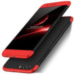 Оригинал Bakeey™3в1Double Dip 360 ° Full Protection Hard ПК Cover Чехол Для Huawei Honor 8