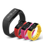 Оригинал Bakeey X1 Сон Монитор Шагомер Фитнес Tracker Sport Bluetooth Smart Wristband для IOS Android