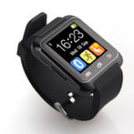 Оригинал BakeeyU80BluetoothCallFunctionШагомер Sleep Монитор Дистанционный камера Smart Watch для IOS Android