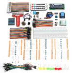 Оригинал Ultimate Starter Набор DIY Проекты Программа обучения студентов для Raspberry Pi 3