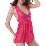 Оригинал Lace Racerback Seduced Lady Nightdress