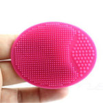 Оригинал Honana BC-409 Bathroom Wash Pad Face Exfoliating SPA Blackhead Facial Clean Brush for Baby Shower Massage Brush