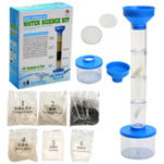 Оригинал Water Purifier Science Набор DIY Eco Experiment Обучающие обучающие игрушки Kids Gift