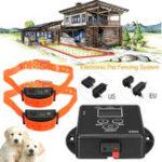Оригинал Анти Кора LCD Электрическая Дистанционный Ударная пила 2 Собака Системы для обучения вибрации