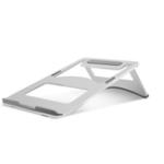 Оригинал Cooskin Универсальная подставка для ноутбука Алюминиевый сплав Стойка для ноутбука Охлаждающая подставка Настольная подставка Arc edge