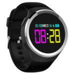 Оригинал BakeeyN69Спорт0.95inchOLEDСердце Оценить кровяной кислородный шагомер Smart Watch Wristband
