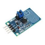 Оригинал Емкостный сенсорный модуль переключателя постоянного тока Постоянное напряжение LED Плавное регулирование яркости PWM Контрольная панель
