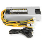 Оригинал 1600W ~ 2200W Mining Mining Mining Mining для ETH Rig Ethereum Miner S9 S7 L3 + D3 90+ Plus