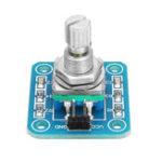 Оригинал 3Pcs 360-градусный роторный модуль для модуля кодирования Arduino