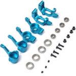 Оригинал Для HSP 1:10 RC Racing Авто Детали для ремонта Сплав Передний задний ступица Автоrier Steering