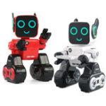 Оригинал JJRC R4 Cady Wile Gesture Control Робот игрушки Управление деньгами Волшебный Звуковое взаимодействие RC Robot