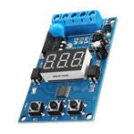 Оригинал Цепь задержки таймера переключения триггерного цикла MOS Контрольная панель вместо релейного модуля