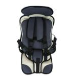 Оригинал РегулируемоепортативноепростАвтоДетскоедетское безопасное сиденье 0-12 летняя губка Авто Сиденье