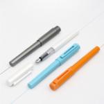 Оригинал SKY Premium Fountain Ручка Написание Classic Дизайн Тонкие чернильные чернила с конвертером для чернил