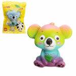 Оригинал Simela Squishy Koala 12cm Медведь Коллекция Подарочная Медленная Восходящая оригинальная упаковка Soft Decor Toy