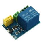 Оригинал 5Pcs ESP8266 ESP-01S Релейный модуль Дистанционный Switch Phone APP DIY Проект Дизайн Набор
