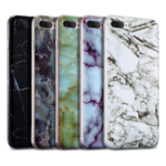 Оригинал Bakeey ™ Marble Shockproof Soft TPU Silicon Чехол для iPhone X 7/8 7Plus / 8Plus
