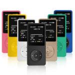 Оригинал Mahdi M280 8GB 1.8 дюймов TFT Проигрыватель MP3 MP4 с поддержкой экранов Поддержка MP3-плеера FM TF